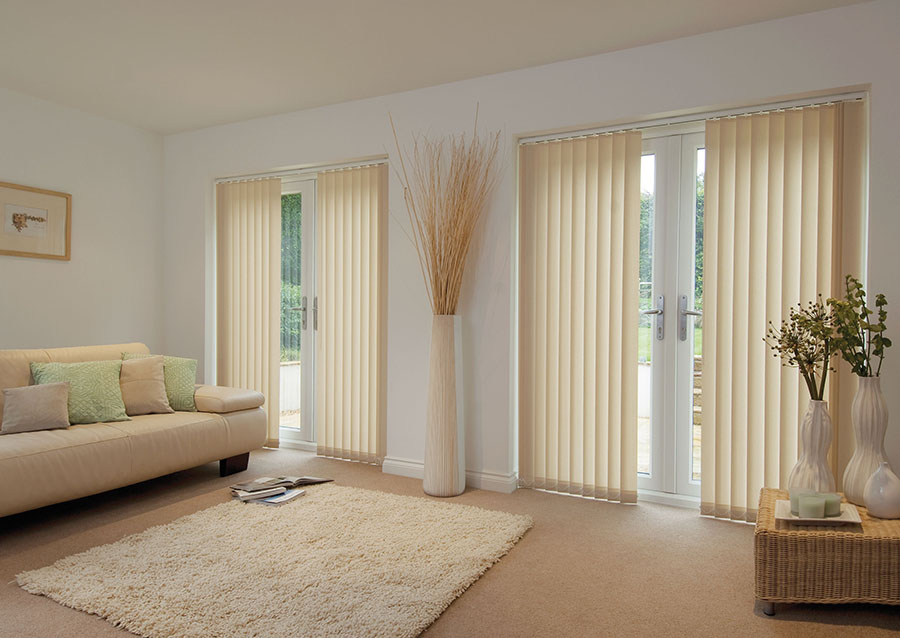Simple Vertical Blinds