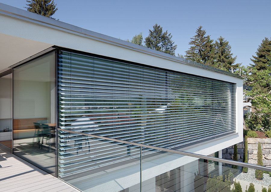 Architectural Venetian Blinds