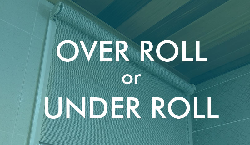 Over Roll Vs Under Roll