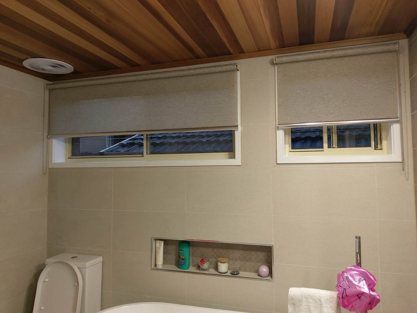 Jacana - Bathroom Privacy Roller Blinds