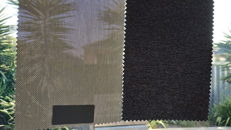 Blockout Fabric and Privacy Screen Fabric