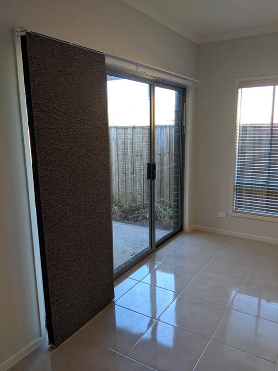 Panel Blinds for Sliding Door