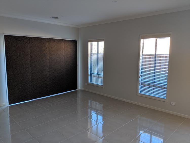 Panel Track & Venetian Blinds in Tarneit