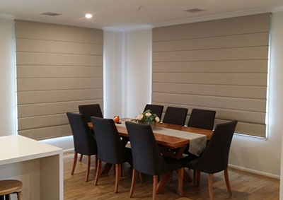 Roman Blinds Melbourne
